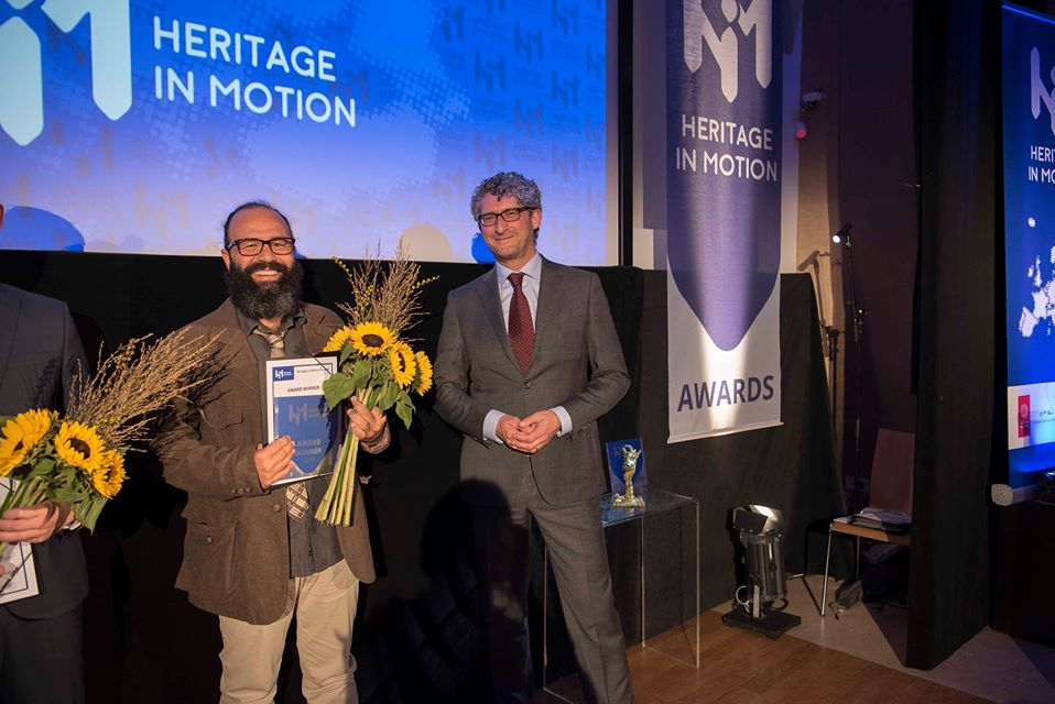 Heritage in Motion award