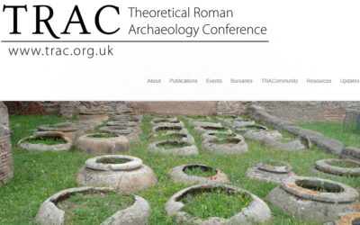 TRAC 2020 – The 30th Theoretical Roman Archaeology Conference postponed