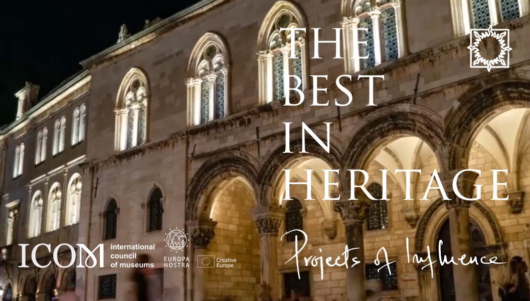 "ArchAIDE finalista per il ""The Best in Heritage Imagines Award"" 2020"