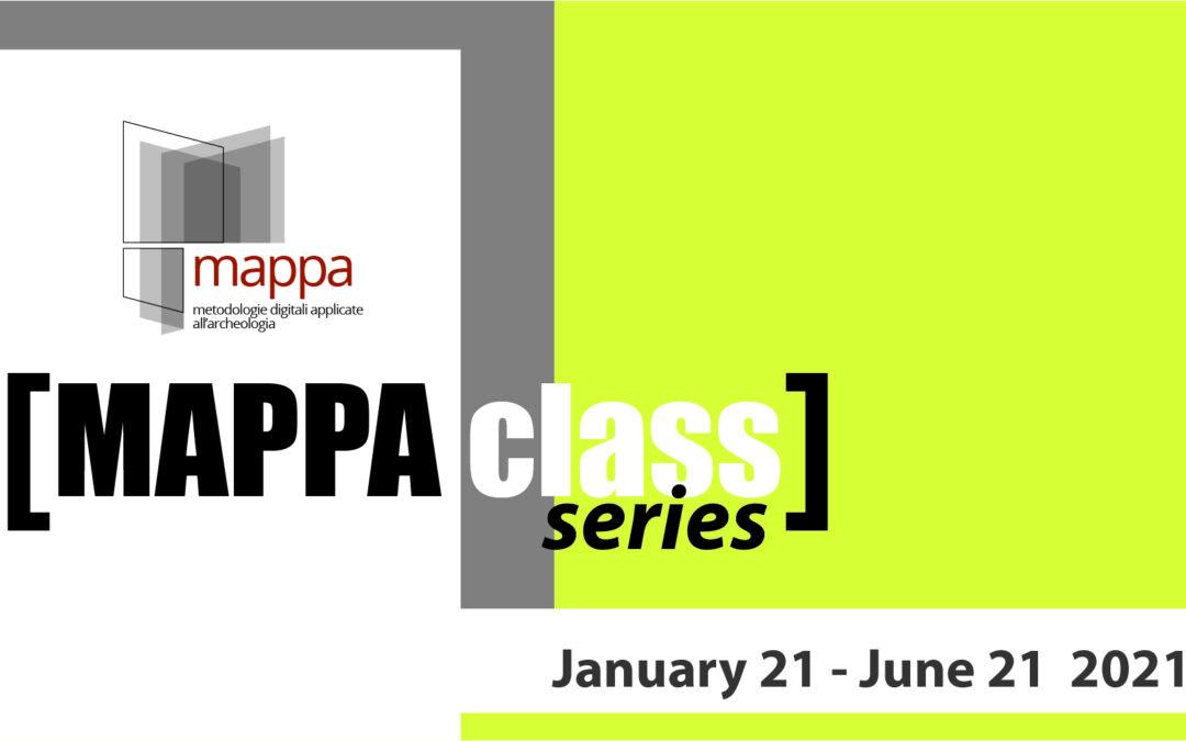 È online il calendario della serie di seminari MAPPAclass