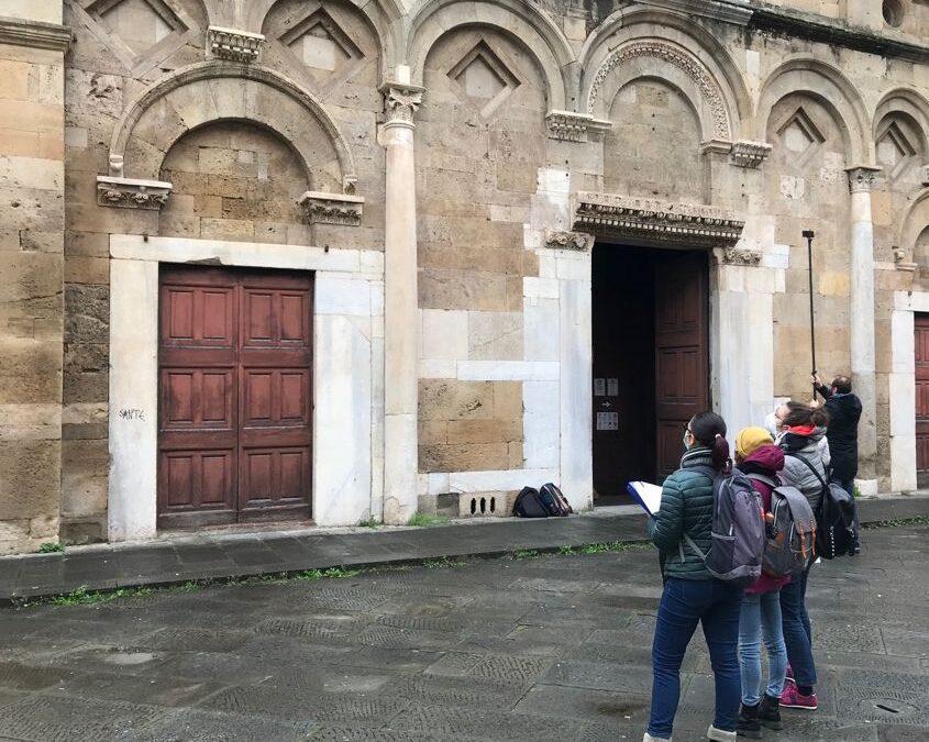 2° Laboratorio di ricognizioni urbane (Pisa)