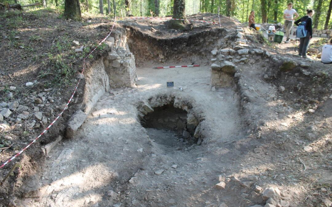 """""""Le riprese del progetto Selvena."""" First paper in ArcheoLogica Data 1/2021"""