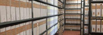 Terminata l'acquisizione di tutti i dati d'archivio!